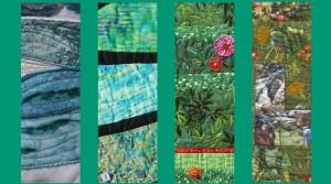 La couleur de l'année 2013 en patchwork