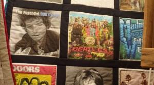 Quilt de patchwork avec photos, un cadeau sur mesure!