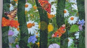 Kits de patchwork couleurs de printemps