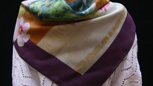 Foulards de soie personnalisés : créer votre collection