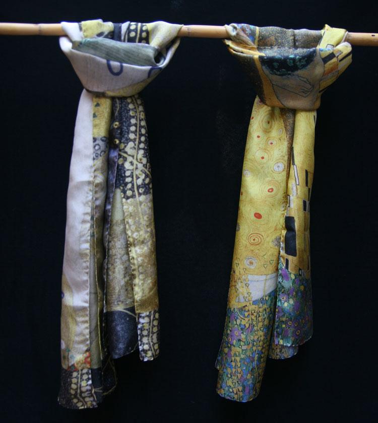 foulards-Klimt-45×180