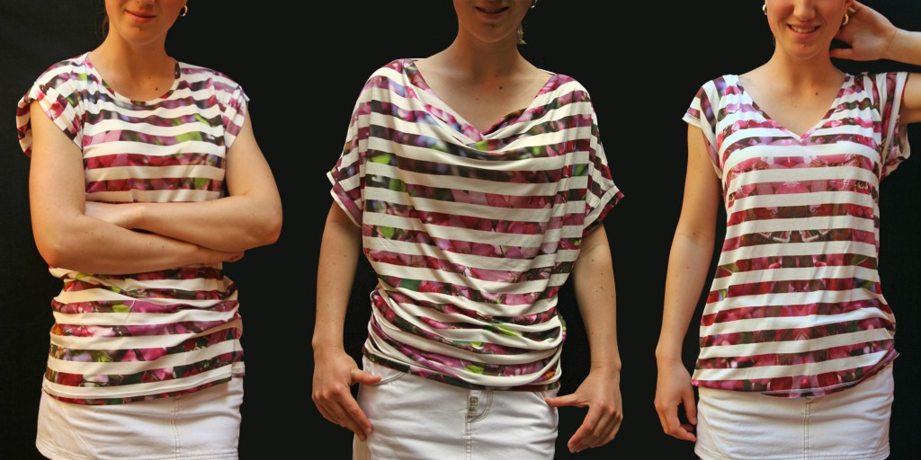T-shirts imprimés sur mesure