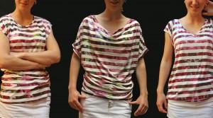 T-shirts imprimés originaux