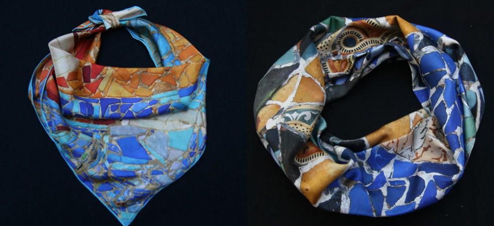 Pañuelos de seda personalizados  formatos clásicos y formatos originales 47f3744a4c4c