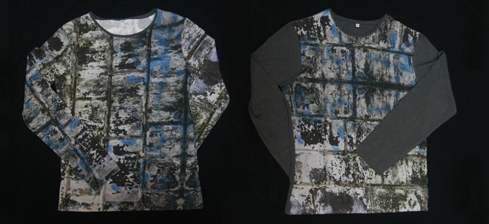 T-shirts all-over imprimés sur mesure