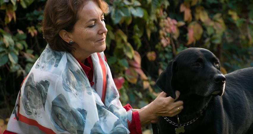 Crear un pañuelo de seda a partir su fotografía preferida
