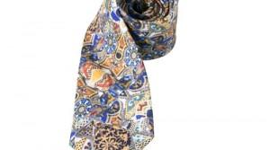 Cravates en soie personnalisées