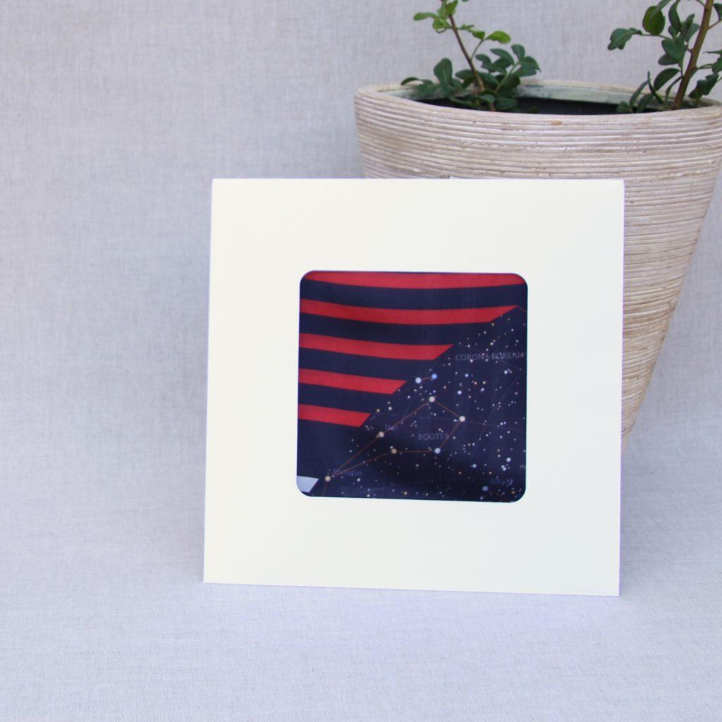 pochette cadeau pour foulard Fibra Creativa